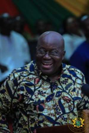 Nana Addo Is A Courageous Leader – Sefwi Wiawso Chief