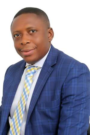 New Chief Executive Officer of Allianz Ghana, Gideon Ataraire