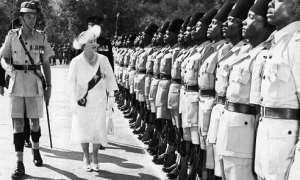 Colonial era in Ghana-photo credit: Ghana media