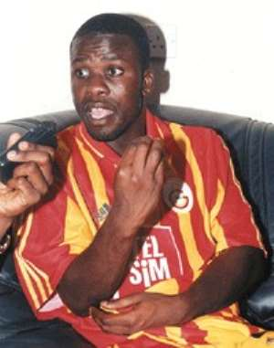 The Sammy Kuffour Interview