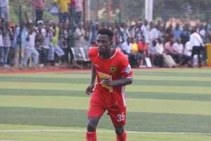 Struggling Karela Utd Close To Signing Kotoko Youngster Godfred Asiamah