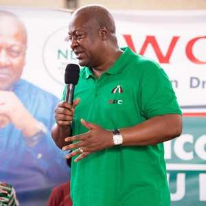 The Second Coming: John Mahama To Give Mankessim A Facelift