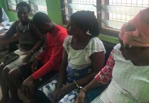C/R: Four Baby Thieves Arrested