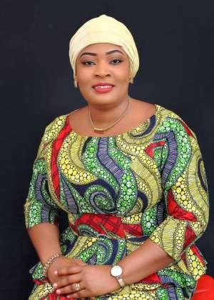 Hajia Abibata Shanni Mahama Zakariah - Deputy Chief Executive Officer (DCEO) of Microfinance and Small Loans Centre (MASLOC)