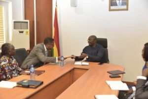 PSACG Hands Bawumia Policy Paper On Corruption And Business In Ghana