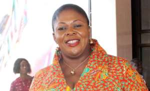 A secret ballot is to be conducted to determine the fate of Evelyn Kumi Richardson