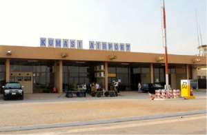 58.9m Euros Contract Approved For Kumasi Airport Project