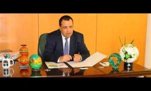Caf Appoints Moroccan Hajji Mouad As New General Secretary