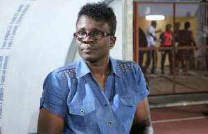Mercy Tagoe-Quarcoo Appointed Black Queens Head Coach