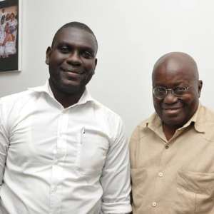 A Plus Reveals The Identity Of Man Who Leaks Information At Akufo Addo's Office