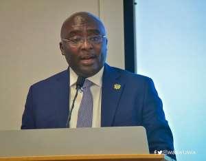 Dr. Mahamudu Bawumia, VEEP
