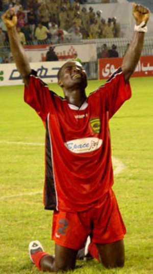 Kotoko want Osei back