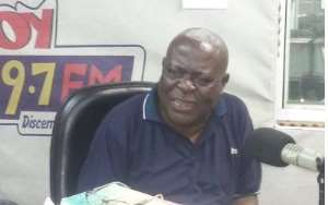 Football administrator Kofi Manu