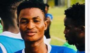 Division One League Club Vision FC Sign Midfielder Mohammed Fuseini