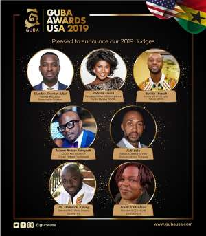 Judges and Advisory Board announced for GUBA Awards USA