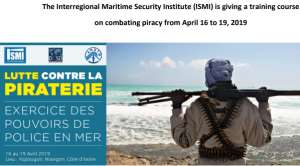 ISMI Holds Training On Combating Piracy For Seafarers, Boarding Team Leaders