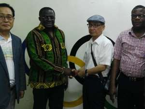 Medical Centre At Korea Sports Complex Opened To Treat Ghanaian Sports Men And Women