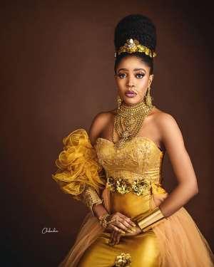 Miss Crystal Nigeria 2019/20, Queen Chisom Okongwu releases stunning birthday shoot