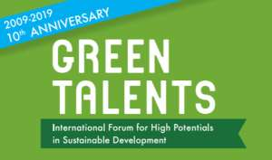 Submission period for Green Talents award has started