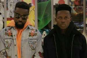 My Tweet Was Directed To Man United, Not Sarkodie – Strongman