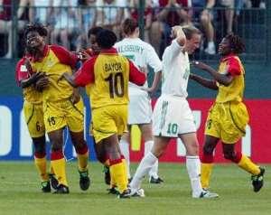 Women soccer demands their share of FIFA grant