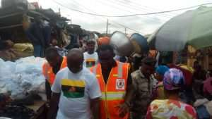 We'll not allow Central market fire victims rebuild sheds yet – KMA