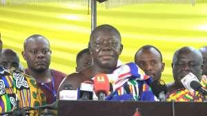 Akufo-Addo, Mahama, Kuffuor, JJ, others to attend Otumfuo's 20thAnniversary on Sunday
