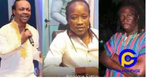 I Told Lumba Jnr He Will Die If He Does Not Apologise —Kwaku Bonsam
