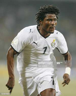 We Were Sad With Ratomir Dujković's Decision To Drop Laryea Kingston From 2006 WC Squad - Appiah