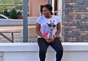Talk About my Body, Kill Yourself I'm Still Doing Fine…Actress, Ruth Kadiri