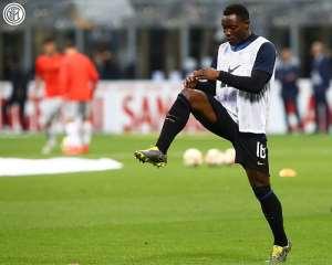Kwadwo Asamoah Hails Inter Teammates After Comeback Against Roma