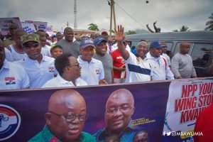 We Won't Succumb To Blind Criticisms From Opposition—Bawumia