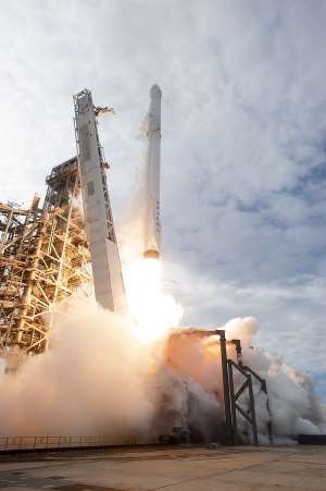 Ghana Grows Its Space Economy