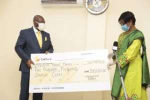 CAL Bank Supports COVID-19 Fund With 200k Donation