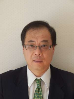 Dr. Masahiro Matsumura, The Author