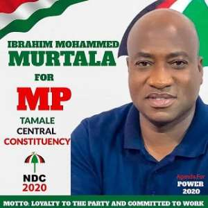Murtala Mohammed Eyes Tamale Central Parliamentary Seat
