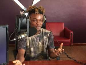 Being Nominated For VGMA Feels Like A Win To Me – Quamina MP