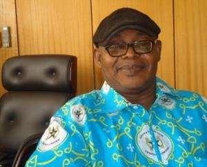 Dr. Ebenezer Okpoti Koney, a former CEO of the Ghana Trade Fair Company Limited