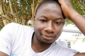 Slain journalist, Ahmed Hussein-Suale