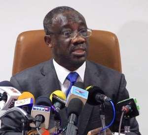 Kofi Nti, Commissioner General, GRA