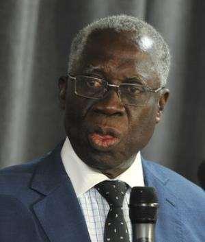 Yaw Osafo Maafo, Senior Minister