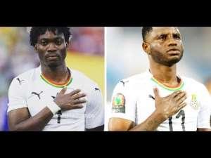 Christian Atsu Has Not Retired From Black Stars - Mubarak Wakaso