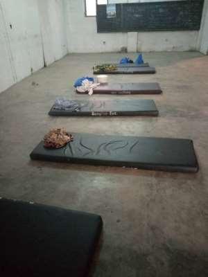 Covid-19: Quarantined Takoradi Fishermen Cries Over Poor Room Condition