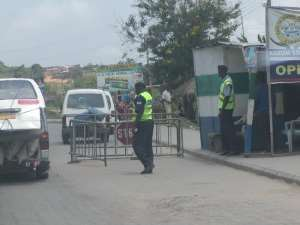Covid-19: 810 Persons Arrested During Lockdown – Police