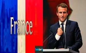 Macron and France, one of the greediest countries in Europe which colonized over thirteen African countries
