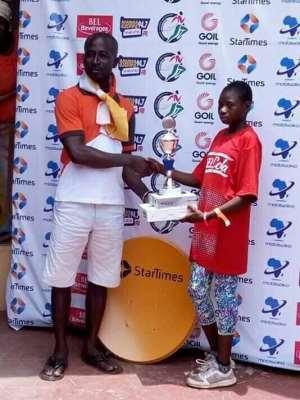 Willie Amponsah Wins 2019 Kwahu Easter Mountain Marathon
