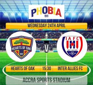 NC Special Competition: Inconsistent Hearts Welcomes Inter Allie On Wednesday