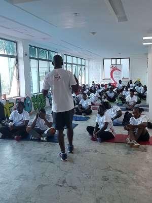 Exp Ghana Launches Wellness Program