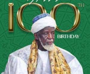 National Chief Imam of Ghana, Sheikh Dr. Osmanu Nuhu Sharubutu