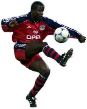 FIFA Dope Test Result Clears Osei Kuffour